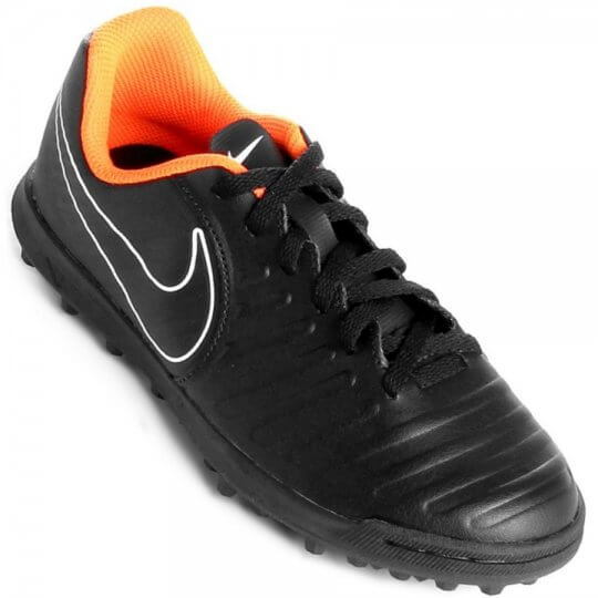 Chuteira Nike Tiempo Legend 7 Club TF Society Masculina