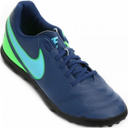 Chuteira Nike Tiempo Rio III TF Masculina