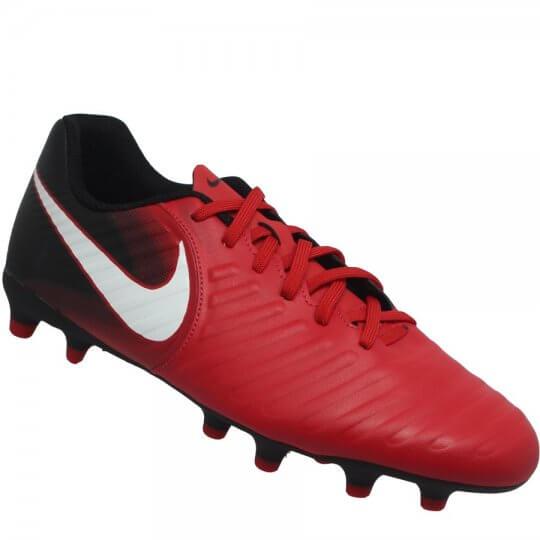 Chuteira Nike Tiempo Rio IV FG Campo Masculina