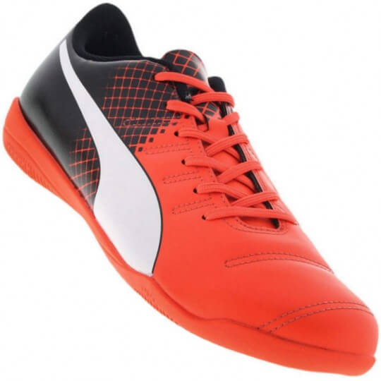 Chuteira Puma EvoPower 4.3 Futsal Indoor Masculina