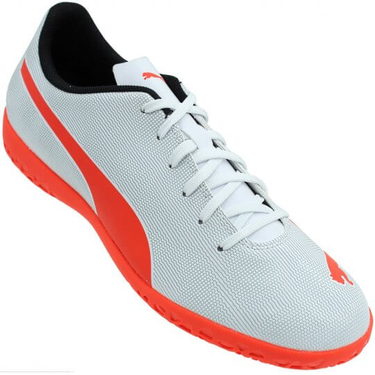Chuteira Puma Rapido IT Indoor Masculina