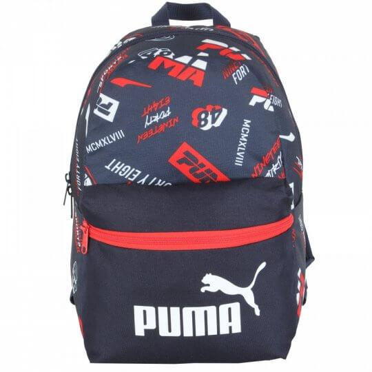 Mochila Infantil Puma Phase Small Backpack Masculina