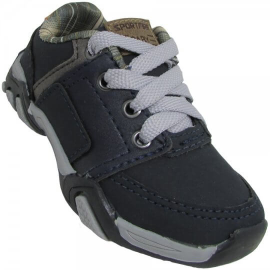Sapatênis Baby Sport Fire Masculino