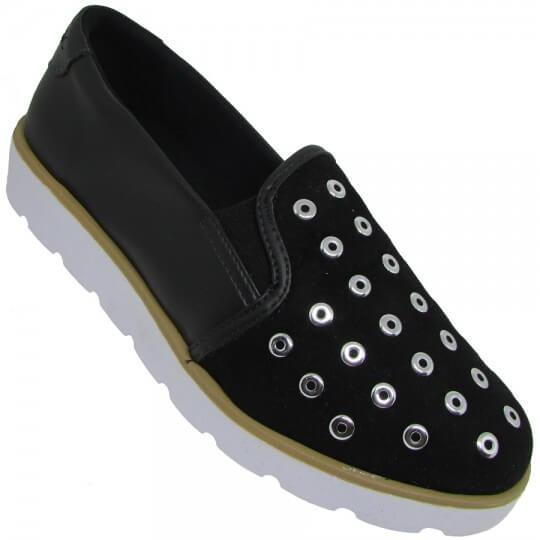 Sapato Andrax Oxford Feminino