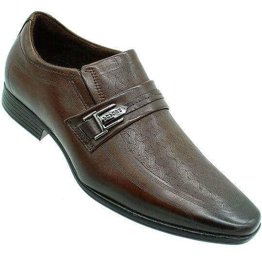 Sapato Pegada Anilina Super Comfort Masculino