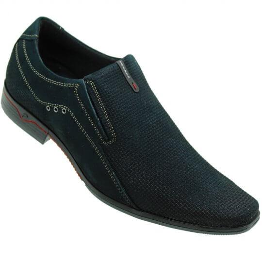Sapato Pegada Nobuck Microfibra Masculino