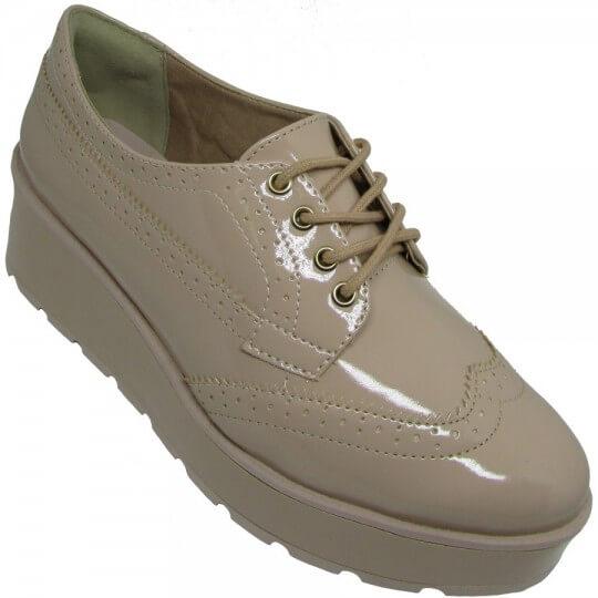 Sapato Ramarim Oxford Plus Feminino