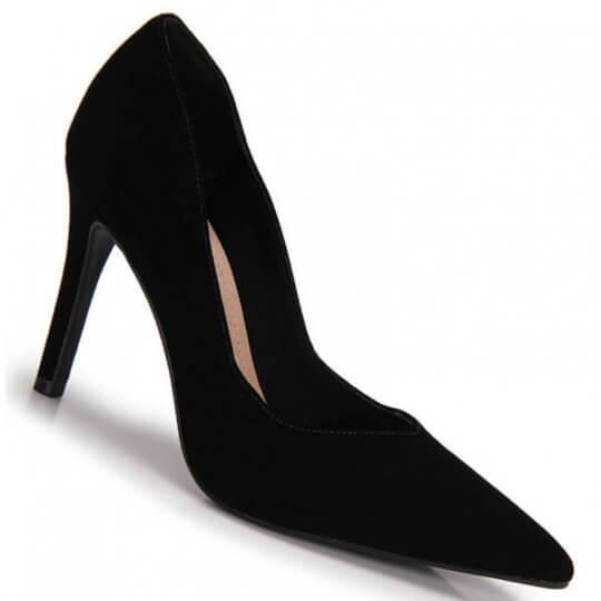 Sapato Scarpin Bebecê Nobuck Feminino