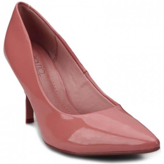 a39b0e2ac8 Sapato Scarpin Beira Rio Verniz Premium Feminino - Decker!