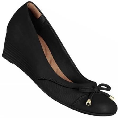 3ece377481 Sapato Scarpin Firezzi Conforto Camurça Feminino Decker Online
