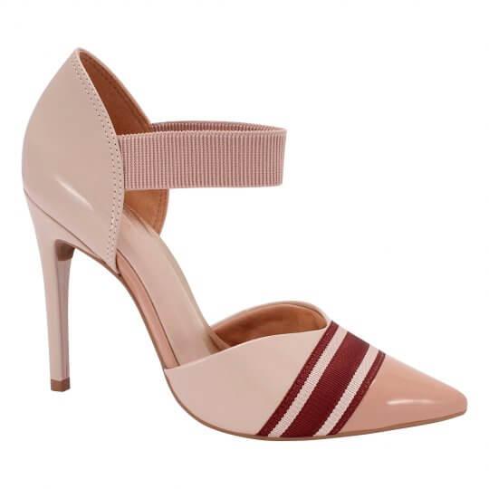 Sapato Scarpin Ramarim Verniz Feminino