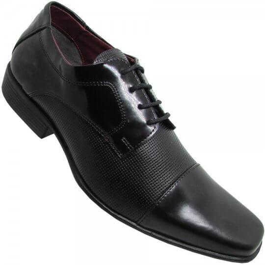 Sapato Social Da Costa Verniz Masculino