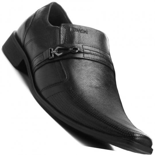 Sapato Social Ferracini Napa Sky Masculino
