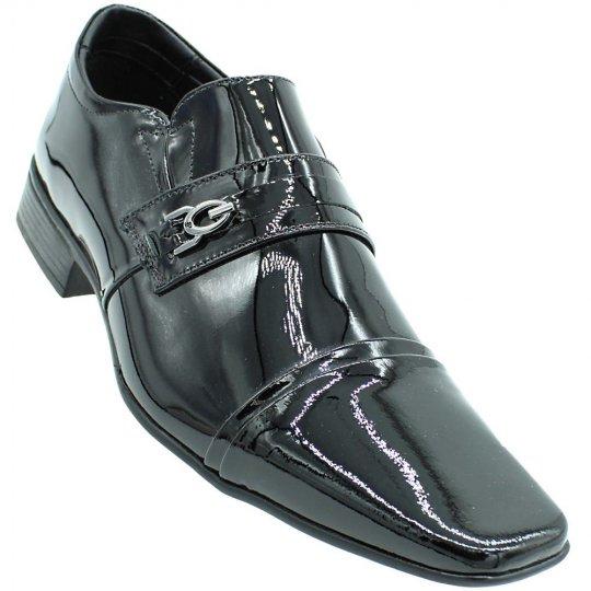 f5f412c59 Sapato Social Jota Pe Technology Verniz Masculino - Decker!