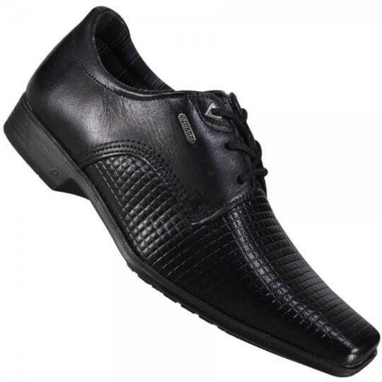Sapato Social Pegada Abrasinato Masculino