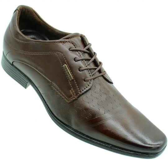 Sapato Social Pegada Anilina Super Comfort Masculino