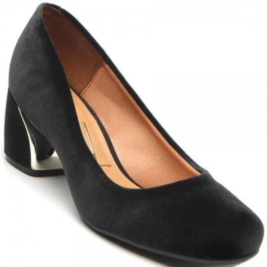Sapato Vizzano Camurça Flex Feminino