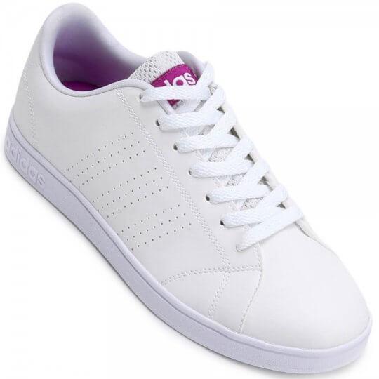 ed43eac5cd shopping Tênis Adidas Advantage Clean VS Casual - Decker Online! cd95e  3afc1 ...
