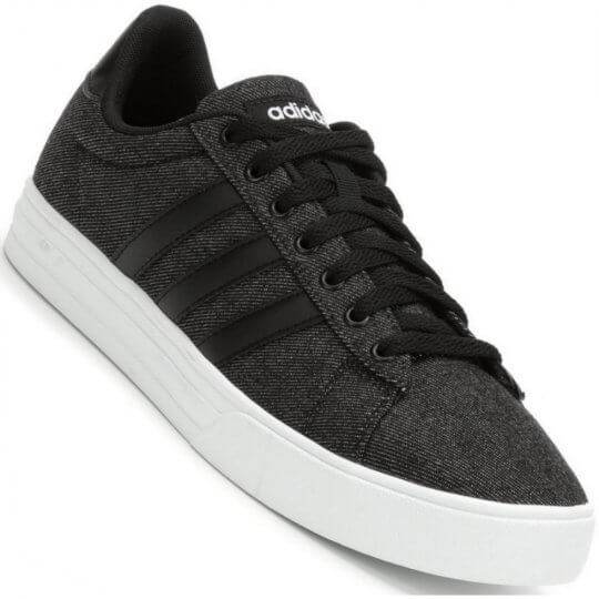Tênis Adidas Daily 2.0 Casual Jeans Masculino
