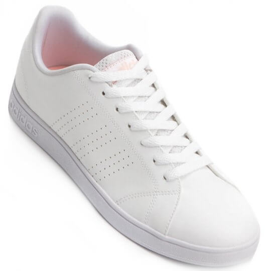 9661740b4067f Tênis Adidas Neo Advantage Clean VS Casual Feminino - Decker!