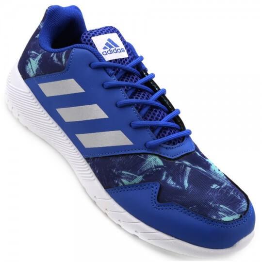 Tênis Adidas QuickRun Juvenil Masculino