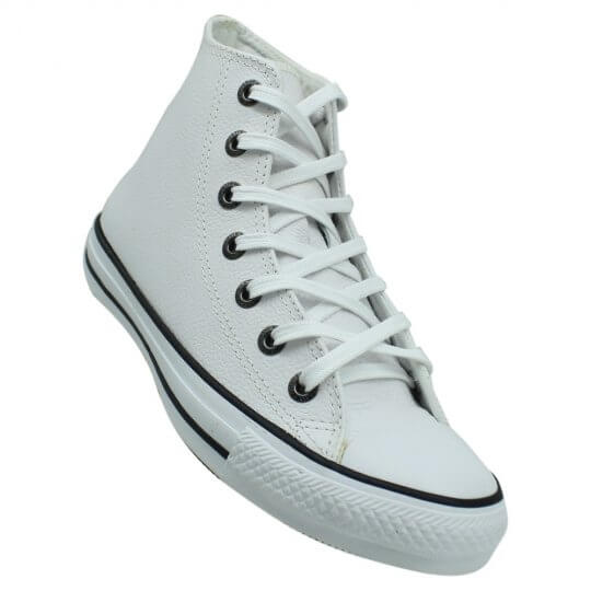 Tênis Converse All Star Couro Chuck Taylor Unissex
