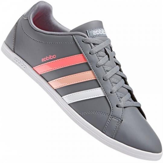 2e2a1764f04 Tênis Feminino Adidas Coneo QT Casual