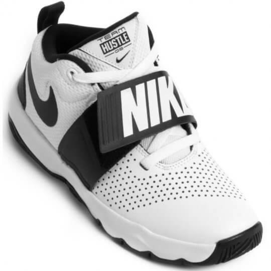 Tênis Juvenil Nike Team Hustle D8 Masculino