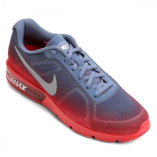f55cbf30f4c Tênis Nike Air Max Sequent Masculino