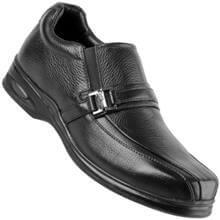 Sapato Calprado Comfort Social Masculino