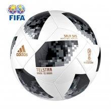 Bola Adidas Telstar 18 5x5 Copa Do Mundo FIFA Futsal