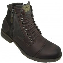 Bota Free Way Wish Crazy Horse Masculina