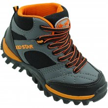 Bota Infantil Kid Star Adventure Masculina
