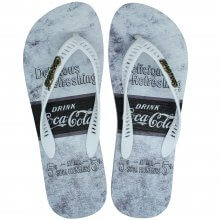 Imagem - Chinelo Coca Cola Fountains Masculino  cód: CC2644