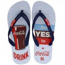Imagem - Chinelo Coca Cola Yes Masculino  cód: CC2881