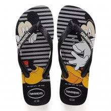 Chinelo Havaianas Disney Stylish Mickey Masculino