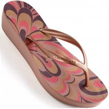 Chinelo Havaianas High Light II Feminino