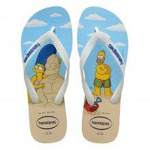 Imagem - Chinelo Havaianas Simpsons Masculino  cód: 41378897903