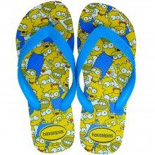 Imagem - Chinelo Havaianas Simpsons Masculino  cód: 41378897033