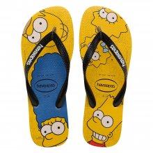 Imagem - Chinelo Havaianas Simpsons Masculino  cód: 41378891083