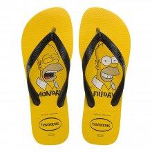 Imagem - Chinelo Havaianas Simpsons Masculino cód: 41378890776