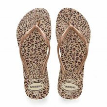 Chinelo Havaianas Slim Animals Feminino