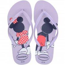Imagem - Chinelo Havaianas Slim Disney Feminino cód: 41412035251