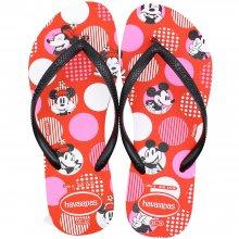 Imagem - Chinelo Havaianas Slim Disney Feminino cód: 41412039644