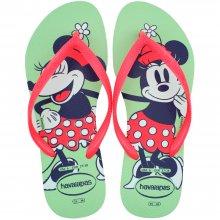 Imagem - Chinelo Havaianas Slim Disney Feminino cód: 41412036617