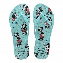 Chinelo Havaianas Slim Disney Minnie Feminino