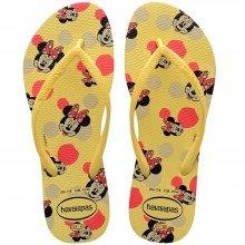 Imagem - Chinelo Havaianas Slim Disney Minnie Feminino cód: 41412037598