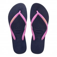 Chinelo Havaianas Slim Logo Pop-Up Feminino
