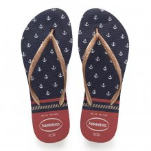 Chinelo Havaianas Slim Nautical Feminino