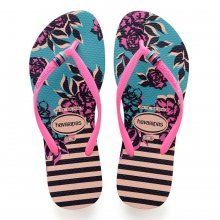 Chinelo Havaianas Slim Thematic Feminino
